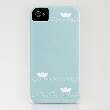 Martin, Across the Wide Sea iPhone & iPod Case by Timone | Society6