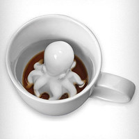 Sneaky Octopus Mug