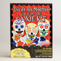Day of the Dead Cookie Kit, Set of 2 - World Market