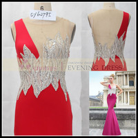 CY62795 See-through Back Sleeveless Red Jersey Brand Long Evening Dress for 2015, View Evening Dress, Chaozhou Choiyes Evening Dress Product Details from Chaozhou Choiyes Evening Dress Co., Ltd. on Alibaba.com
