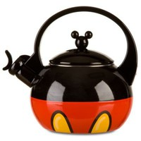 ''Best of Mickey'' Mickey Mouse Tea Kettle | Kitchen Essentials | Disney Store