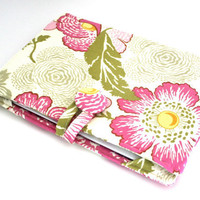Padded iPad, kindle, nook etc Cover Amy Butler Fabric