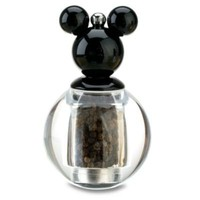 Mickey Mouse Pepper Mill | Kitchen &amp; Dinnerware | Disney Store