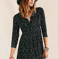 One & Only X Urban Renewal Polka Dot Dress - Urban Outfitters