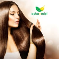 SilkenGro Healthy Hair Oil with Argan oil, Amla, Rosemary, Lavender and Peppermint