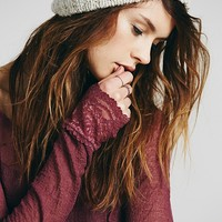 Free People Sneaky Cuff Layering