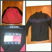 Tommy Hilfiger Coat Jacket Fall Winter Size Large