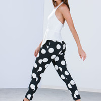 Dot 2 Dot Pleated Trousers