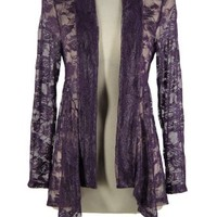 Jostar Lace Mid-cut Jacket with Long...