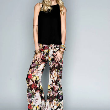 Show Me Your Mumu Madame Fleur Roberts Party Pants