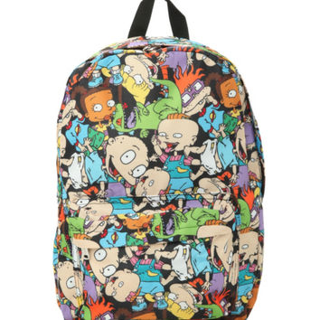 Rugrats Characters Backpack