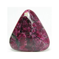 Russian Eudialyte Rare Red Stone Cabochon AAA top quality jewel Connoisseur's Choice