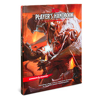 Dungeons and Dragons Core Rulebooks - Players Handbook