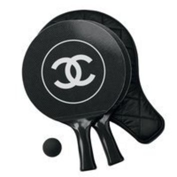 Carbon Beach Raquets by Chanel