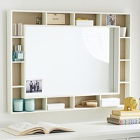 Pinboard Display Mirror