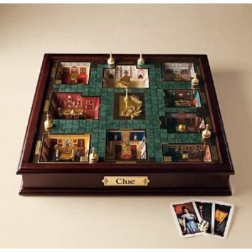 Clue Premier Collector's Edition From Restoration Hardware