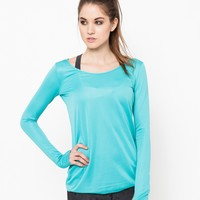 O'Neill 365 VIBRANCE ACTIVE LONG SLEEVE TOP from Official US O'Neill Store