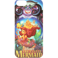 Disney The Little Mermaid Poster iPhone 5/5S Case