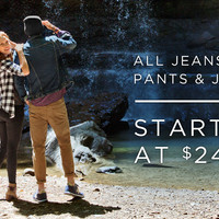 Skinny, Deep Plum | American Eagle Outfitters