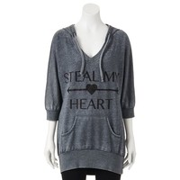 Miss Chievous Steal My Heart Hoodie - Juniors