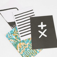 Sumi Notebook - Set Of 3 - Urban Outfitters