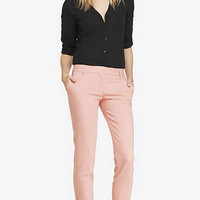 ULTIMATE DOUBLE WEAVE COLUMNIST ANKLE PANT from EXPRESS