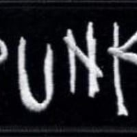 Iron-on Patches - Punk Iron-on Patch