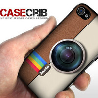 iPhone Case Instagram Inspired camera for iPhone 4s and iPhone 4