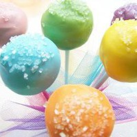 Cake Pops - Sugar Topped Cake Pops,.. on Luulla