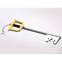 Kingdom Hearts 2 Cosplay Accessory - Key / Sword Weapon for Sora 1st Version