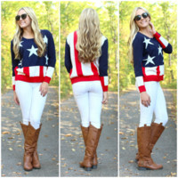 American Affair Sweater