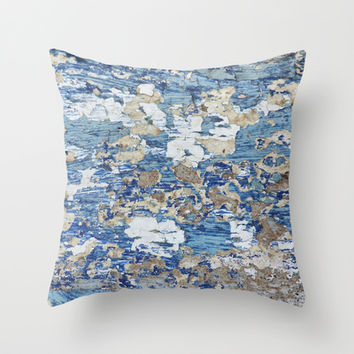 Islands of Ugly Throw Pillow by RichCaspian | Society6