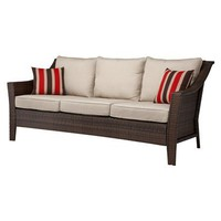 Target Home™ Rolston Wicker Patio 3-Person Sofa
