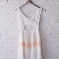 Wolves Within - ARYN K | WHITE SILK DRESS BROOKLYN SHOPPING STORES WOLVES WITHIN NY