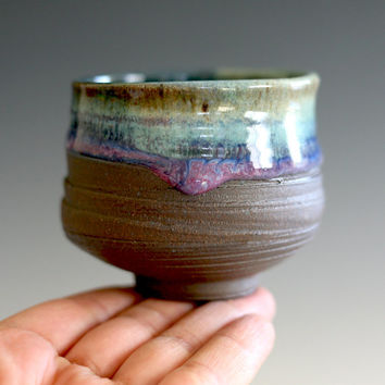 Yunomi, Tea Cup, handmade ceramic tea cup