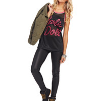 Barbie™ Jersey Tank | Wet Seal