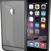 """iPhone 6 Case - PureView Clear Case for iPhone 6 (4.7"""") by Silk - Ultra Slim Protective Crystal Clear Carrying Case (Champagne Gold)"""