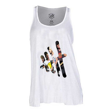 5 Second Of Summer Photos Logo for Tank Top Mens and Tank top Girls