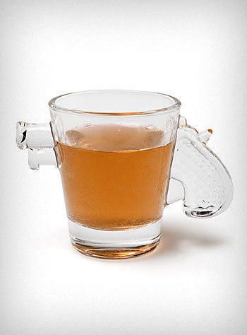 Risky Revolver Shot Glass