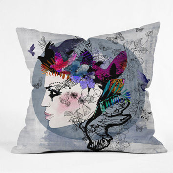 DENY Designs Home Accessories | Holly Sharpe Estrella Throw Pillow