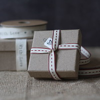 Brown Cardboard Gift Boxes