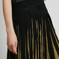 Free People Womens FP ONE Ribbon Rows Maxi