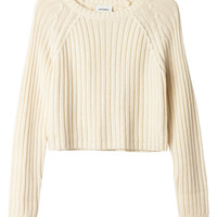 Monki   Knits   Bo knitted top