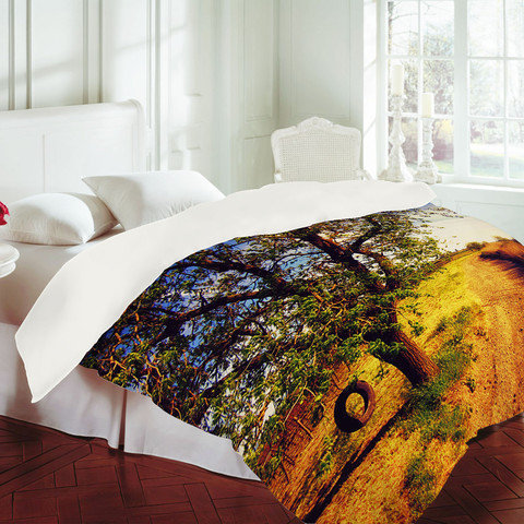 DENY Designs Home Accessories | Shannon Clark Memory Lane Duvet Cover