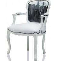 Chair design &amp; decorative pattern 20 Black Big Apple - Big Apple flesh Designed Decorative 20 Black