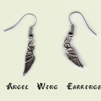 Wild Ivy Design | Angel Wings Earrings | Online Store Powered by Storenvy