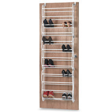 36 Pair Over-the-Door Shoe Rack - Bed Bath & Beyond