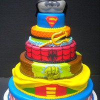 birthdays / Best Cake Ever My sons would love this!
