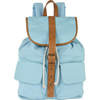 light blue contrast rucksack