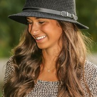 Where I Come From Hat-Black